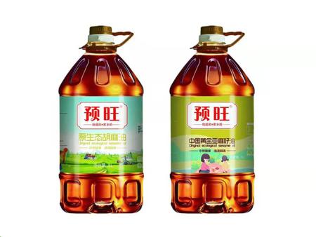 宁夏预旺亚麻籽油