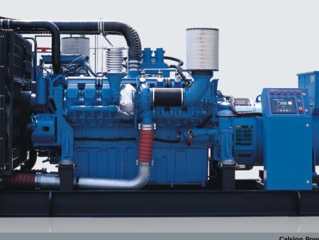 220KW奔驰柴油发电机组