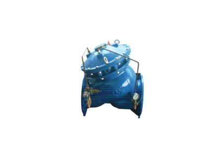 水控式减压阀DY200X-千亿体育官网平台减压阀销售厂家