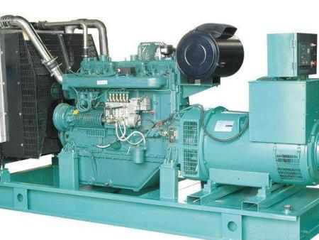 200KW无动柴油发电机组