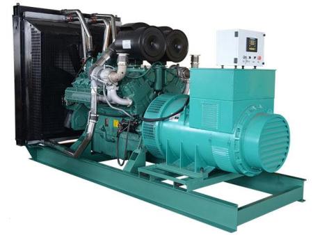 560KW无动柴油发电机组