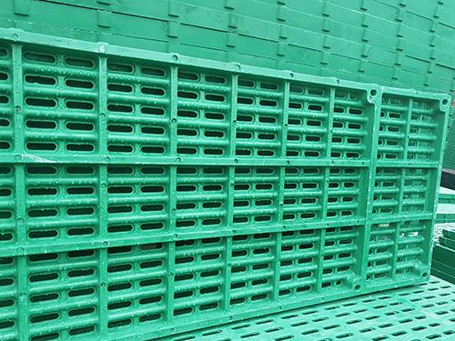复合材料漏粪板厂家介绍不同材质漏粪板的承重能力