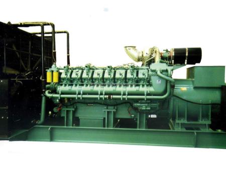 1200KW科克柴油发电机组