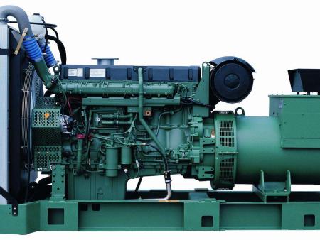 500KW沃尔沃柴油发电机组