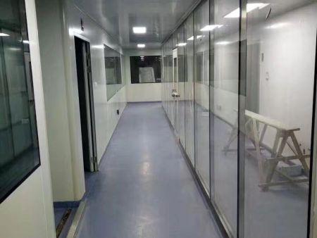 甘肃实验室净化工程-净化厂房施工及验收规范