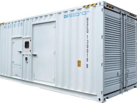 富电康静音移动式系列发电机组 集装箱式静音电站