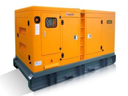 富电康静音移动式系列发电机组 静音电站