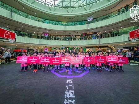 #李宁3+1青少年篮球联赛#引爆全城!端木体育明星队闪耀全场!