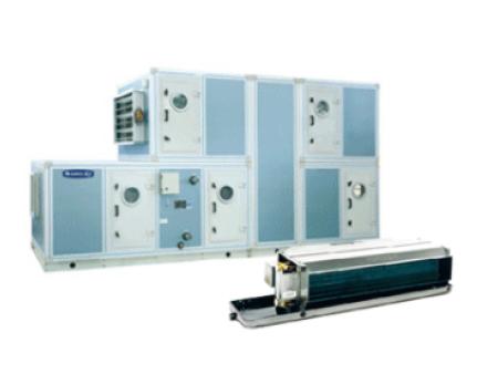 格力温湿度独立控制相关的干式末端