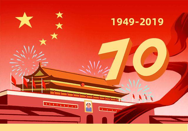 万全区鑫鑫有色金属铸造厂携全体员工庆祝祖国70周年华诞
