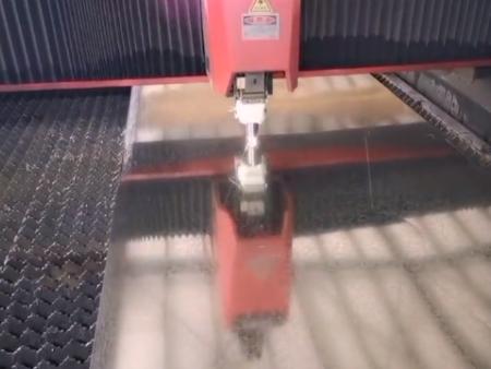 激光不銹鋼切割