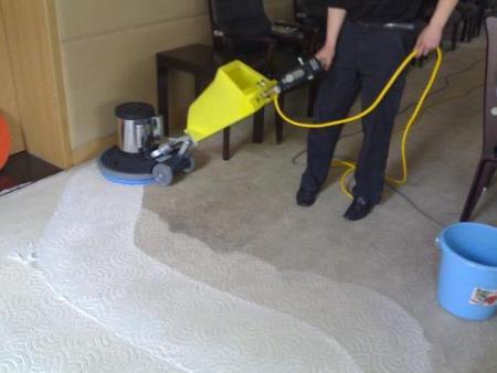 分析地毯手工清潔和維護的方法