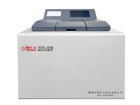 BYTRL-3000Z觸控全自動量熱儀