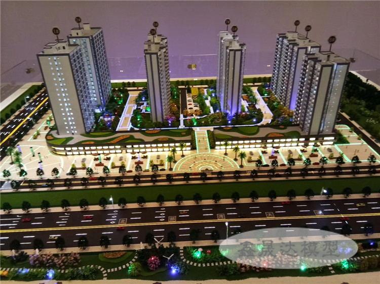 廣西房地產模型,南寧房地產模型公司