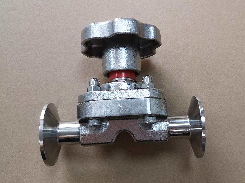 全不銹鋼隔膜閥2