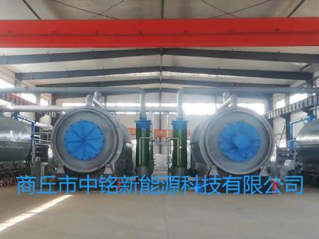 废轮胎炼油设备影响其炼油的三大要素