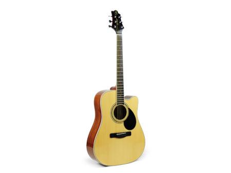 吉他SAMICK GD100SC