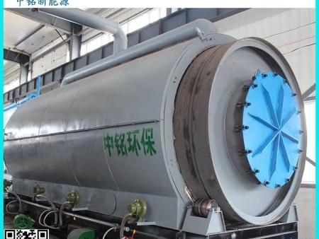 轮胎炼油设备操作运行过程
