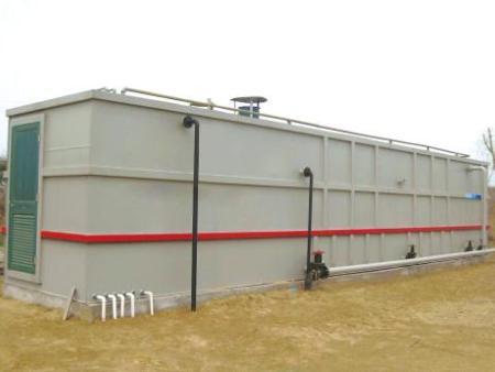 一体化污水处理设备安装技术文档