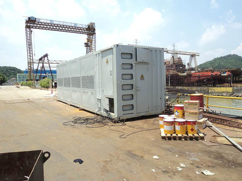 船用干式負載箱