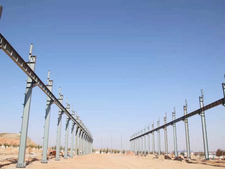 郝氏碳纖維一期工程三標段項目