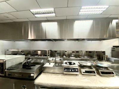 内蒙古不锈钢油网烟罩-消毒柜-厨房冰箱-油烟净化器-商厨设计-设备-安厨必威官网注册厨房