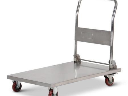 白钢-餐车