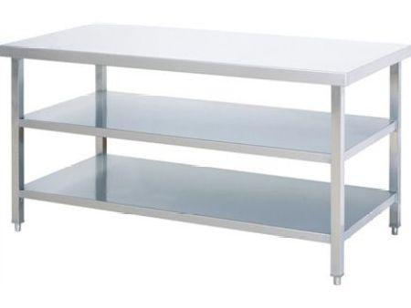 白钢-工作台
