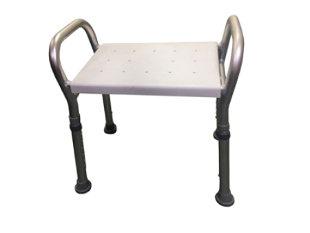 Bathroom Adjustable Shower Stool Bath Chair BS33014