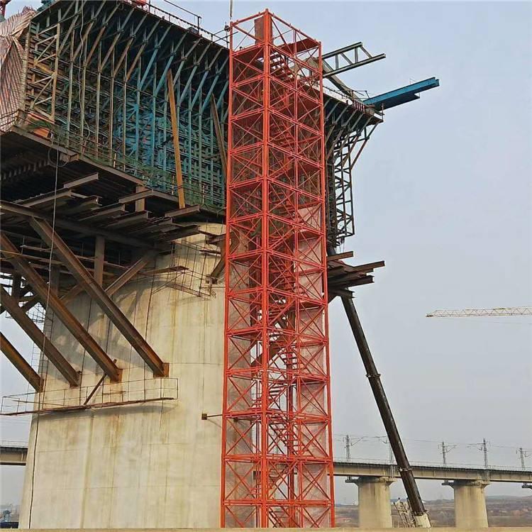 武汉基坑防护箱式梯笼的特点及适用范围