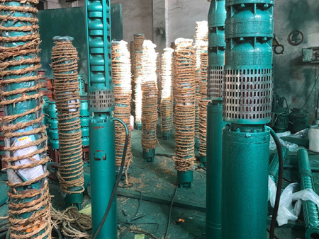 沈陽QJ型水泵流量下降的原因!