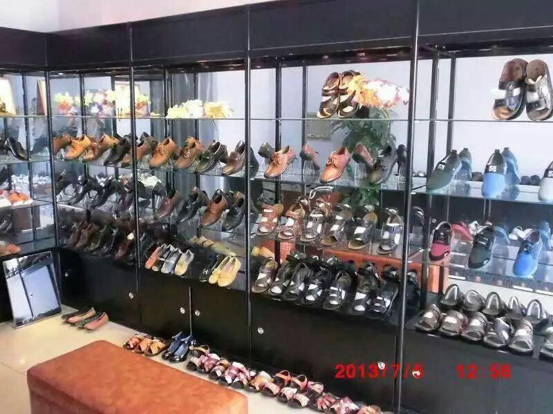 洛阳鞋柜批发 中献货架质优价廉
