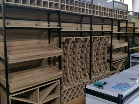 安陽超市鋼木貨架廠商 在線免費咨詢(河南新聞)