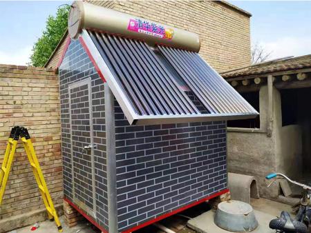 甘肃太阳能整体淋浴房定制需要什么