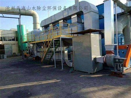 河北省张家口市#1锅炉灵活性改造(烟气加旁路)项目(EPC)