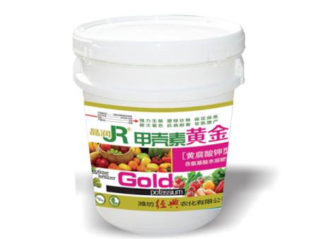 甲壳素黄金钾