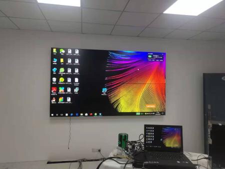 武汉铁路局职教基地武汉站和襄阳站的拼接大屏幕项目介绍