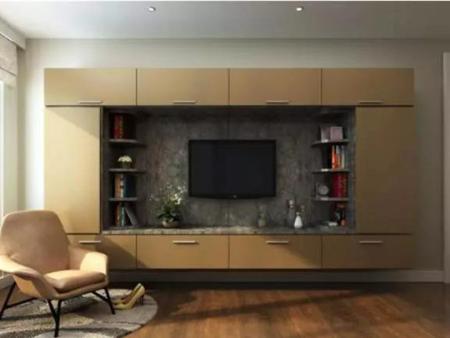 營口金豐木業告訴您定制電視柜的好處和注意事項