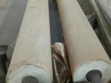 造纸行业的大胶辊