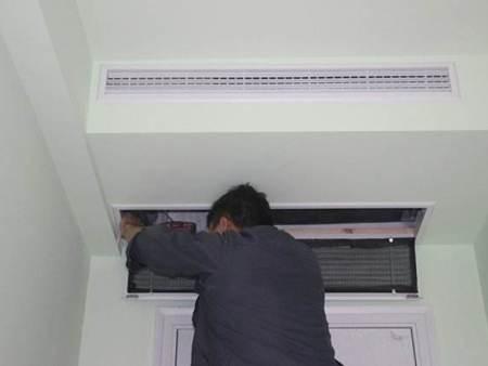 张家口空调维修分享空调不制冷的八大原因