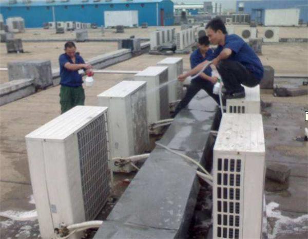 张家口中央空调维修分享空调外机风扇转速变慢的原因