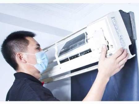 张家口昌溢空调分享壁挂式空调要如何拆装?