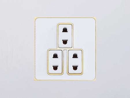 3 socket
