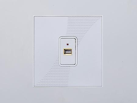 1 USB