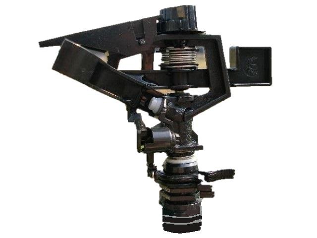 """福鹿牌摇臂喷头4分(1/2"""")塑钢摇臂喷头(台湾俗称喷鸟)- 360度可调式台湾制造进口"""