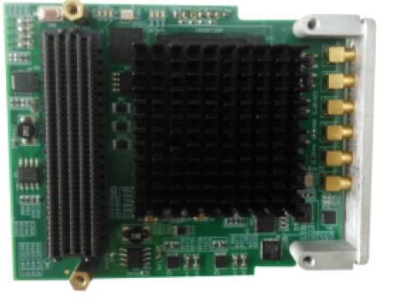 FMC标准子卡-JJ04 4通道250Msps、16bit采样,2通道1.2Gsps、16bit回放