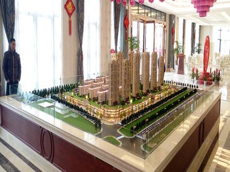 細談沈陽房地產沙盤模型與現代技術融合