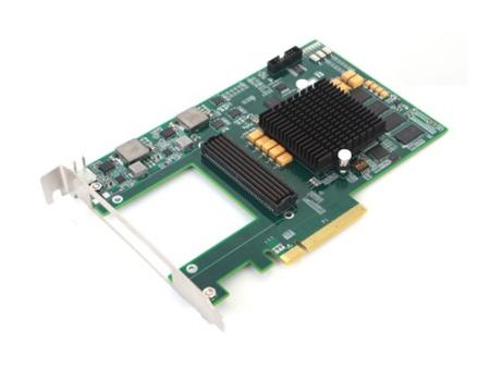 FMC接口的PCIe 接口卡