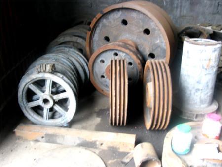 铸钢件是对于机械的作用