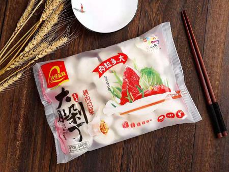 大肚剁丁-白菜猪肉 猫先生水饺